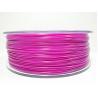 China Представление пурпурных/желтого цвета АБС 3Д принтера нити 1.75мм +/-0.03мм допуска конюшни wholesale