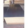 China Wbp Glue Black / Brown Shuttering Plywood wholesale