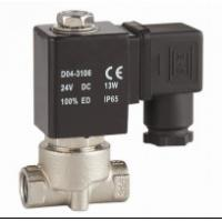 China 1/8〃2 Way 24v Solenoid Valve Water Stainless Steel Solenoid Valves For Water wholesale