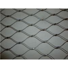 Flexible Black Oxide 7*7 SS X-Tend Ferrule Wire Rope Mesh For Decorative