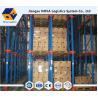 China High Density Drive Through Pallet Racking Industrial Steel Storage Racks wholesale