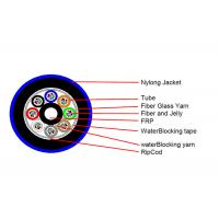 Buy cheap 96C GYFTY04 Nylon Jacket ANTI Termintes and Anit Rodent Non-armored Duct or Aerial Outdoor Fiber Optic Cable from wholesalers