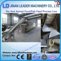 China Hot sale automatic pet and animal food machine pet and animal food machine wholesale