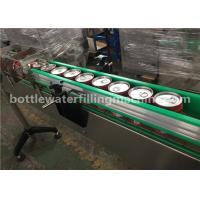 China 330ml Aluminum Can Fruit Juice,Spring Water Filling Machine For Canning Line on sale