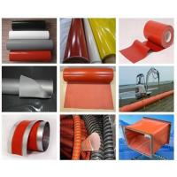China One-sided silicone rubber coated fiberglass cloth wholesale