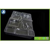 China PS Plastic ESD Tray For Electronic Packaging , Medical Products wholesale