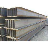 China High Tensile Strength I Beam Structure , 8 Inch I Beam Improving Tunnel Safety wholesale