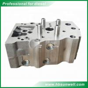 China Cummins K19 Diesel Engine Cylinder Head / Truck Cylinder Heads 3811985 3646323 on sale
