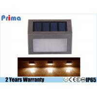 China Solar Power Outdoor LED Work Lights Waterproof For Garden / Pathway / Stairs wholesale