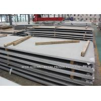 China DIN 1.4401 Hot Rolled Steel Sheet / Stainless Steel Plate Thickness 5MM - 7MM wholesale