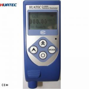 Buy cheap Γ испытания прибора радиационной разведки FJ-6000, дозиметр Readiation χ личный from wholesalers
