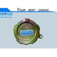 China Fuel Tank Cap ISUZU Cxz Parts 1224400330 0.26 KG Net Weight Metal Material wholesale
