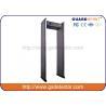 China 24 altas funciones de la copia de seguridad de batería del escáner del detector de metales del recorrido de la sensibilidad de las zonas wholesale