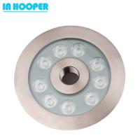 Buy cheap Waterproof RGB LED Underwater Swimming Pool Lamp For Fountain , 30 Deg Beam Angle from wholesalers