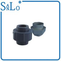 China Water Supply  NBR5648 PVC U Pipe Fittings , Pvc Pipe Union Fitting  Ⅲ 20 - 60 wholesale