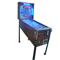 China 5 Balls Pinball Game Machines Electric Coin Operated With Chinese / English / Spanish wholesale