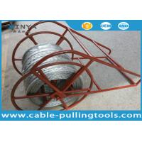 China 9mm 12 Strands Non Rotating Galvanized Steel Wire Rope on sale
