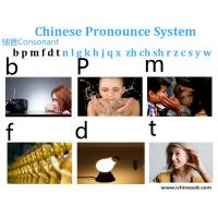 China Mandarin Pinyin Part1 For 6 Consonant , Learn Chinese Language Lessons Online wholesale