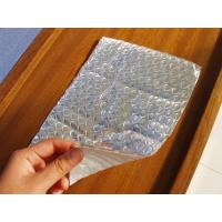 China Low MOQ Aluminum foil water heater flexible thermal insulation sheets wholesale