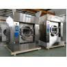China 洗濯の植物のための単一のドアのホテルの洗濯機の頑丈な大容量 wholesale