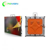 China P4 P8 LED Screen Cabinet  Full Color Video Wall Outdoor 512x512 1/8 Scan  Mode wholesale