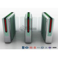 China Stainless Steel Access Control Turnstiles wholesale