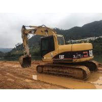 China 20T Jcrawler Used Cat Excavator 320CU With 3306 Engine Apan Original on sale