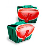 China 5- Ply Food Packaging Boxes , Handmade Fresh Fruit Box Brown / White Color wholesale