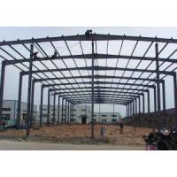 Galvanized Prefabricated Light Steel Structure Warehouse (S-S 113)