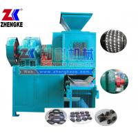 China Manganese ore fines briquette machine with competitive price wholesale