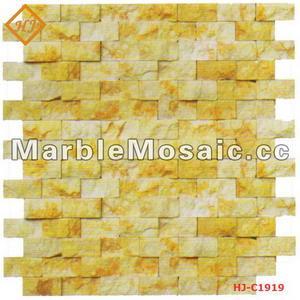 China marble mosaic Tiles for mosaic wall - 【Good Quality】Yunfu HuanJian Stone Ltd. wholesale