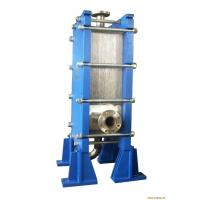 China Commercial Welded Plate Heat Exchanger For Sugar Industry With Wide Flow Path on sale