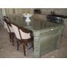 China Countertops - Sea Foam Green Granite Countertops For Kitchen Design wholesale