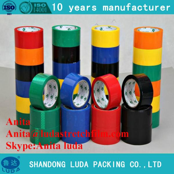 Quality Luda BOPP Packaging Tape Carton Package Sealing Tape for sale