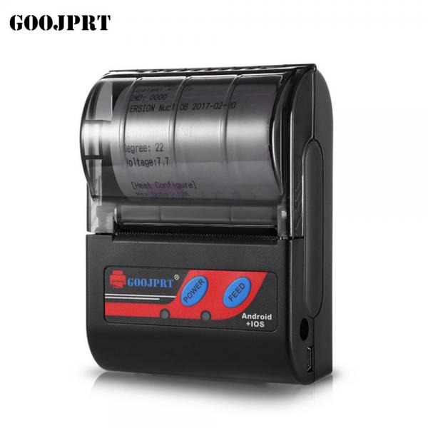 Quality Da impressora portátil móvel da impressora de MTP-II 58mm impressora térmica móvel Serila+USB+Bluetooth for sale