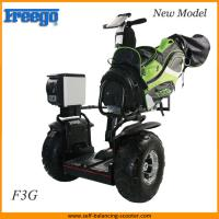 China 1000W Power Electric Mobility Scooter Segway Balance Scooter with Golf Holder, Freezer wholesale