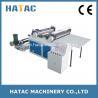 China Automatic A4 Paper Slitting and Sheeting Machine,Adhesive Label Slitting Machine,Wax Paper Cutting Machinery wholesale