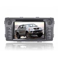 China TOYOTA HILUX 2012 Car DVD Player Stereo Audio Video GPS wholesale