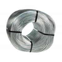 China 0.7mm Low Carbon Iron Wire In Roll Binding Application And Electro Galvanized on sale