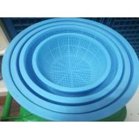 Buy cheap Brand new, standard plastic drain basket  mould, plastic basket from wholesalers