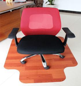 China PVC Wood Floor Chair Mat Carpet Protector wholesale