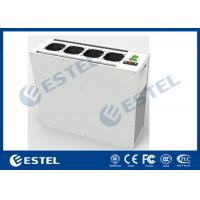 China 2000W Cooling Capacity Kiosk Air Conditioner , Air Conditioning Duct System 64dB wholesale