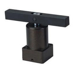 Quality Piston Pneumatic Swing Clamp , Swing Clamp Assembly Black Oxide Finishing for sale