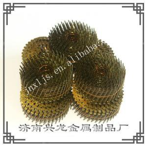 China pallet coil nails gun nails on sale