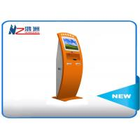China Touch Screen Bill Payment Kiosk Self Ordering Kiosk In Shopping Mall wholesale