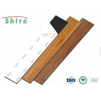 China UV Finish 3.5mm Tiles Wood Effect Self Adhesive Vinyl Flooring With CE Certificate on sale