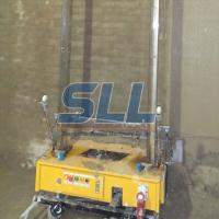 China Higher Accuracy Building Plaster Machine , Mortar Plastering Machine Avoid Shaking Loose wholesale