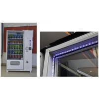 China Automated Spiral Delivery Drop Senor Drink Vending Machine Equipment wholesale