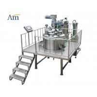 Buy cheap Glue Solution And Color Mixer Softgel Encapsulation Machine With Hydraulic from wholesalers