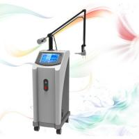 China Skin rejuvenation, acne and strech mark removal RF Pipe Fractional CO2 laser machine wholesale